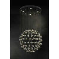 Trend Lighting Constellation 4 Light Pendant in Polished Stainless Steel TP9504
