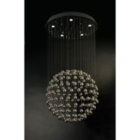 Trend Lighting Constellation 5 Light Chandelier in Polished Stainless Steel TP9505