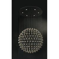 Trend Lighting Constellation 6 Light Large Pendant in Polished Stainless Steel TP9506