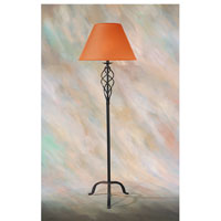 Trend Lighting Pearce 1 Light Floor Lamp in Rust TR2357