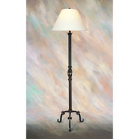 Trend Lighting Aldrich 1 Light Floor Lamp in Rust TR2365