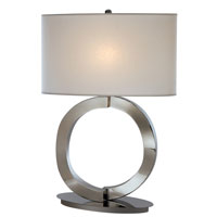 Trend Lighting Infinity 1 Light Table Lamp in Polished Chrome TT3100