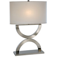 Trend Lighting Echo 1 Light Table Lamp in Polished Chrome TT3120