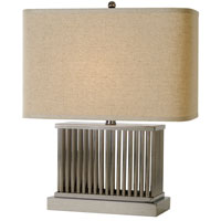 Trend Lighting Escape 1 Light Table Lamp in Chrome TT3131