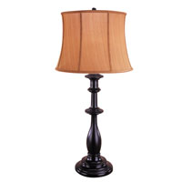 Trend Lighting Ballister 1 Light Table Lamp in Espresso TT3351-50