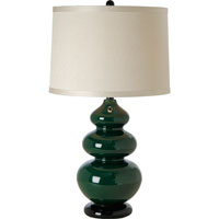 Trend Lighting Diva 1 Light Table Lamp in Emerald TT3608