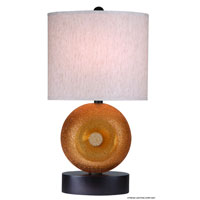Trend Lighting Delphi 1 Light Table Lamp in Bronze TT5360-A