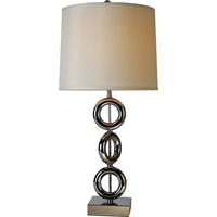 Trend Lighting Voyage 1 Light Table Lamp in Polished Chrome TT5560