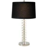 Trend Lighting Rumination 1 Light Table Lamp in Chrome TT5639
