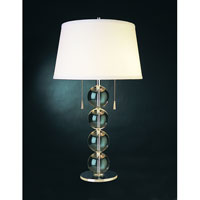 Trend Lighting Quattro 2 Light Table Lamp in Polished Chrome TT5840