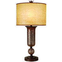 Trend Lighting Marquis 1 Light Table Lamp in Antique Bronze TT6226