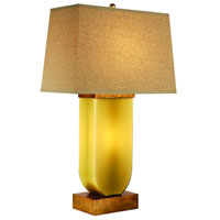 Trend Lighting Aramis 1 Light Table Lamp in Antique Gold TT6972
