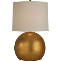 Trend Lighting Latitude 1 Light Table Lamp in Hand Painted Antique Gold TT7262-76