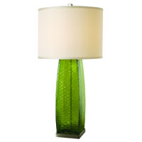Trend Lighting Zen 1 Light Table Lamp in Brushed Nickel TT7622