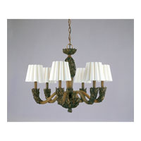 Triarch Tropica 6 Light Chandelier 21043