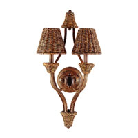 Triarch Bombay 2 Light Sconce 29030/2