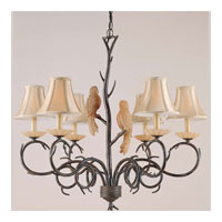 Triarch Aviary 6 Light Chandelier 31343