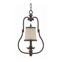 Triarch Industries Connecticut 1 Light Mini Pendant in Rubbed Bronze 32749