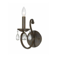 Triarch Value Series 1 Light Sconce in Tortoise Shell 33190/1