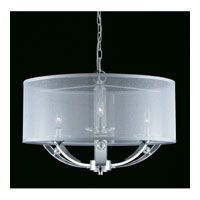 Triarch Aurora 4 Light Pendant in Chrome 39422