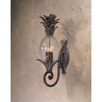 Triarch Industries Maui 3 Light Wall Sconce  in English Bronze 75101-11