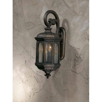 Triarch Alhambra 3 Light Outdoor Wall in Oil Rubbed Bronze 75381-14