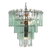 Triarch Signature 7 Light Chandelier in Chrome 80007-CLR