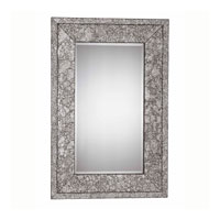 Triarch XO Mirror in Brushed Steel MR31730
