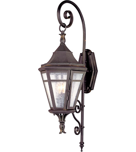 Troy Lighting B1271NR Morgan Hill 2 Light 31 inch Natural Rust Outdoor Wall Lantern photo