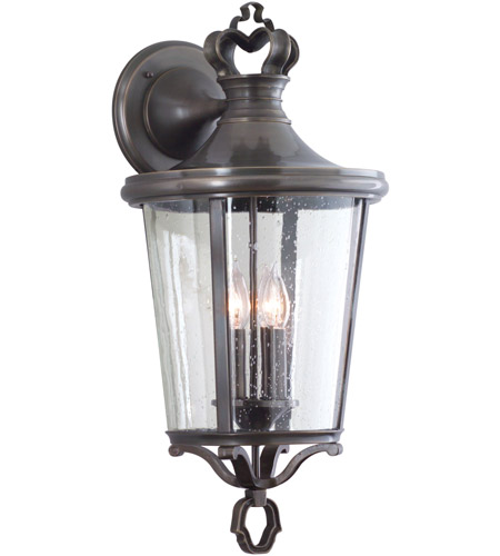 Troy Lighting B1383EB Britannia 4 Light 25 inch English Bronze Outdoor Wall Lantern photo
