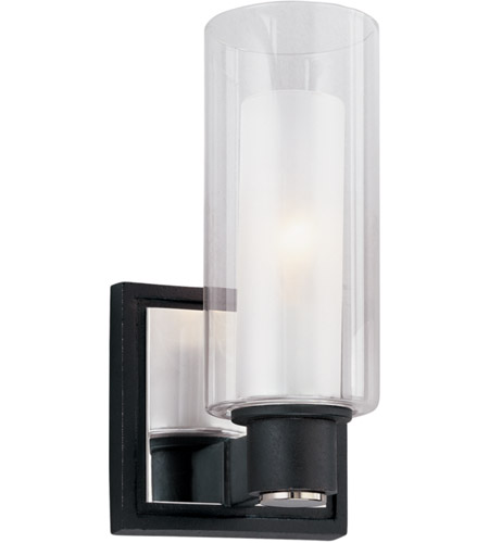 Troy Lighting B1671FBK ALTA 1 Light 5 inch FEDERAL BLACK WALL MOUNT Wall Light photo