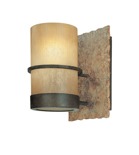 Troy Lighting B1841BB Bamboo 1 Light 6 inch Bamboo Bronze Bath Vanity Wall Light photo