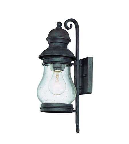 Troy Lighting Hyannis Port 1 Light Outdoor Wall Lantern in Hyannis Port Bronze B1881HPB photo