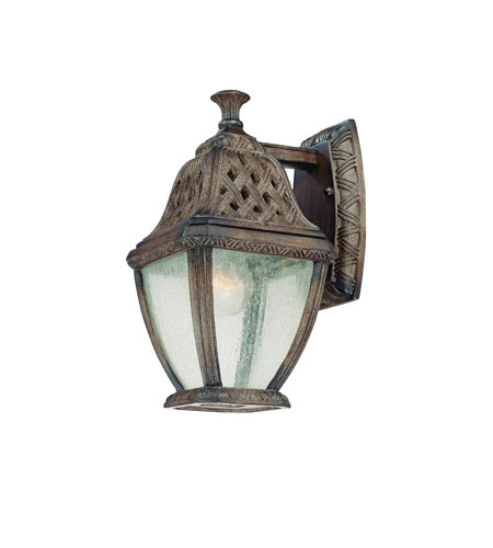 Troy Lighting Biscayne 1 Light Outdoor Wall Lantern in Biscayne B2081BI photo