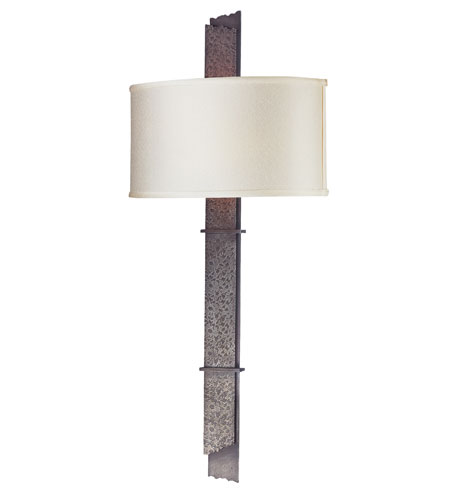 Troy Lighting Sapporo 2 Light Wall Sconce in Sapporo Silver B2614 photo
