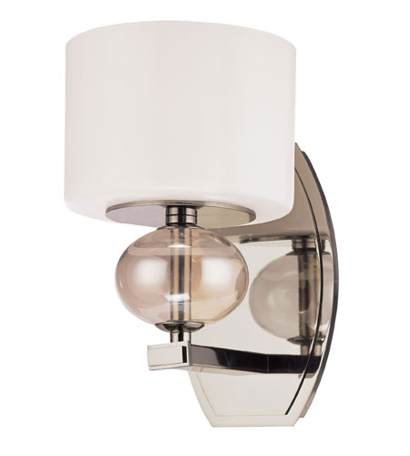 Troy Lighting B2851PN Fizz 1 Light 5 inch Polished Nickel Bath Vanity Wall Light photo