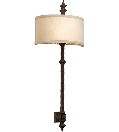 Troy Lighting B2912 Umbria 2 Light 12 inch Umbria Bronze ADA Wall Sconce Wall Light in Incandescent photo