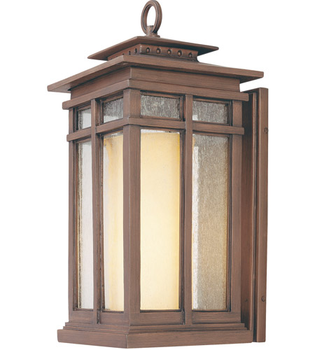Troy Lighting Cottage Grove 1 Light Outdoor Wall Lantern in Cottage Bronze B3082CB photo