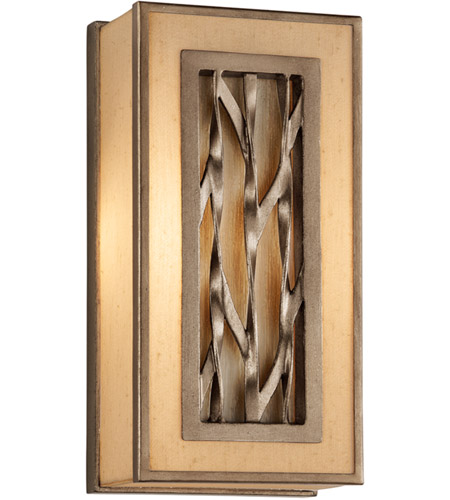 Troy Lighting B3151 Serengeti 2 Light 7 inch Bronze Leaf ADA Wall Sconce Wall Light in Incandescent photo