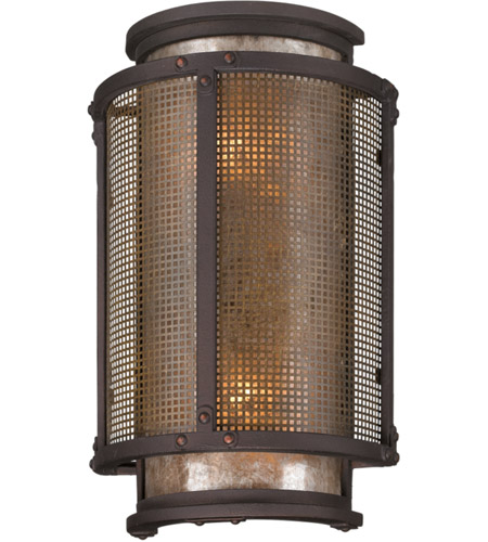 Troy Lighting B3272 Copper Mountain 2 Light 14 inch Bronze Outdoor Wall photo