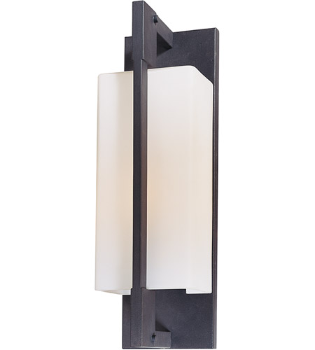 Troy Lighting Blade 1 Light Outdoor Wall in Forged Iron B4016FI photo