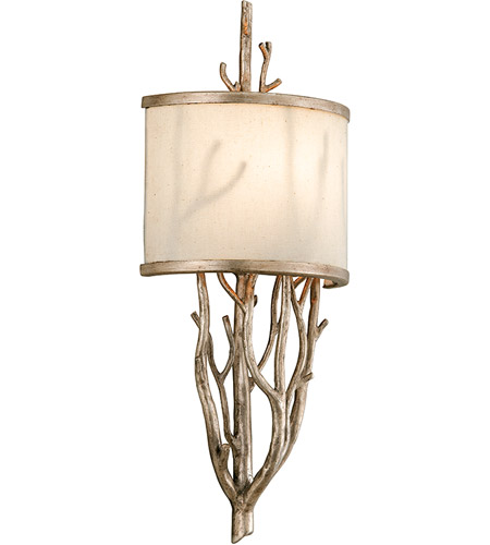 Troy Lighting Whitman 1 Light Wall Sconce in Vienna Bronze B4101