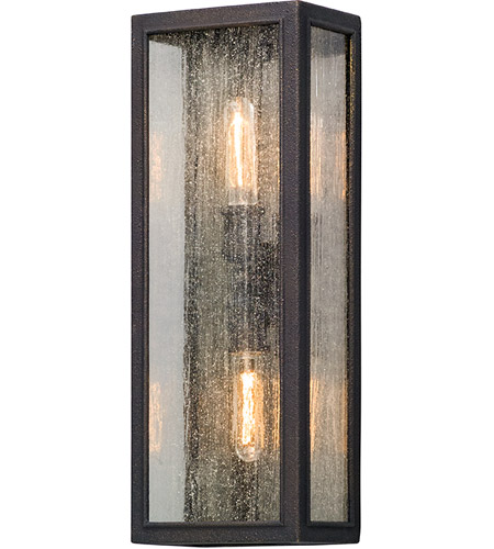 Troy Lighting B5103 Dixon 2 Light 22 inch Vintage Bronze Outdoor Wall Lantern  sc 1 st  Troy Lighting - Lighting New York & Troy Lighting B5103 Dixon 2 Light 22 inch Vintage Bronze Outdoor ...
