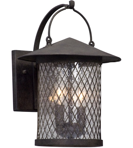 French Iron Altamont Outdoor Wall Lights