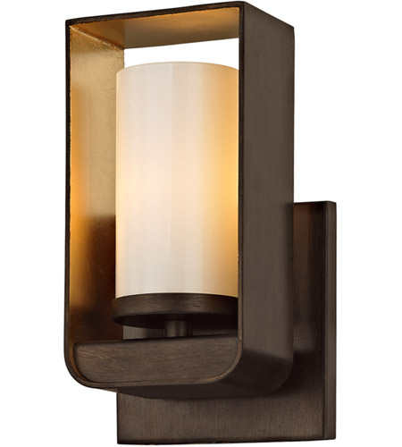 Modern Gold Glass Bathroom Vanity Lights