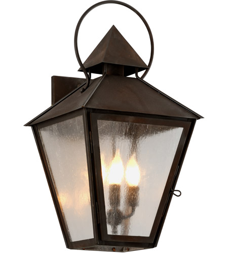 Troy Lighting B6583NR Allston 4 Light 13 inch Natural Rust Wall Sconce Wall Light photo
