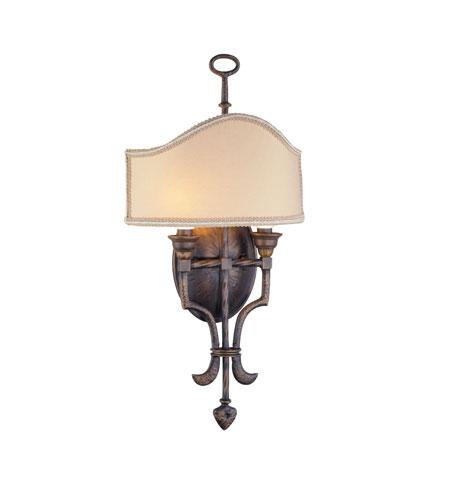 Hawthorne 2 Light 11 Inch Gilded Bronze Ada Wall Sconce