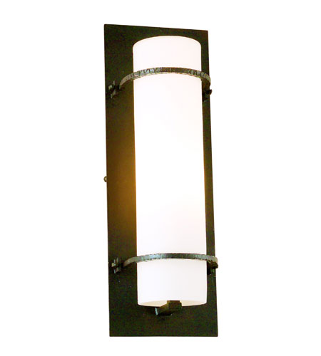 Troy Lighting Berkshire 1 Light Wall Sconce in Natural Bronze B9354NB photo