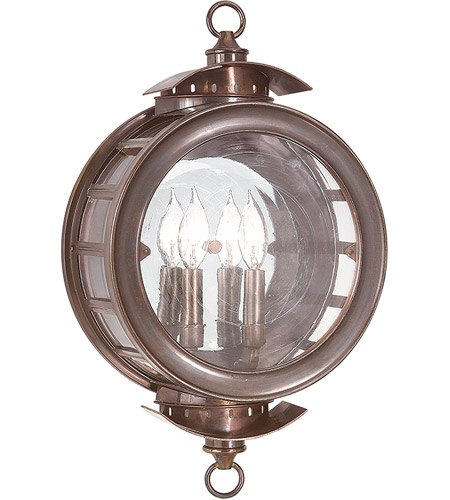Troy Lighting Charleston 2 Light Outdoor Wall Lantern in Heritage Bronze B9502HB photo