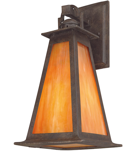 Troy Lighting Lucerne 1 Light Outdoor Wall Lantern in Statuary Bronze B9882SBZ photo